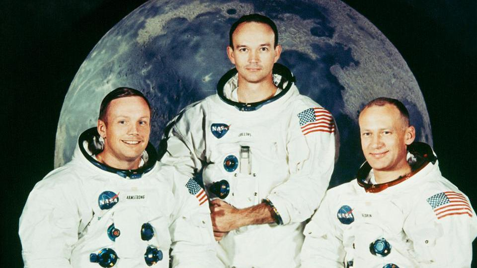 The Apollo 11 astronauts are transcendent leadership role models.