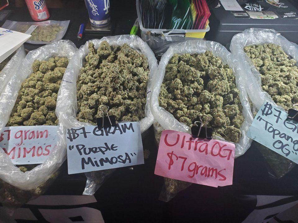 Cannabis Market.