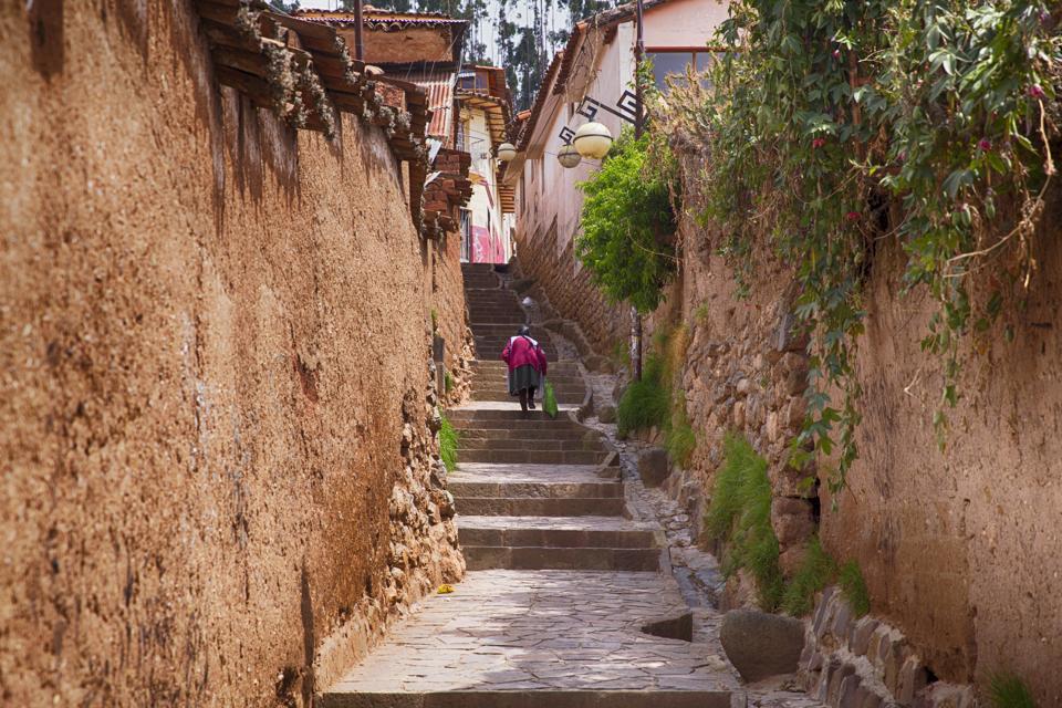 San Blas Peru
