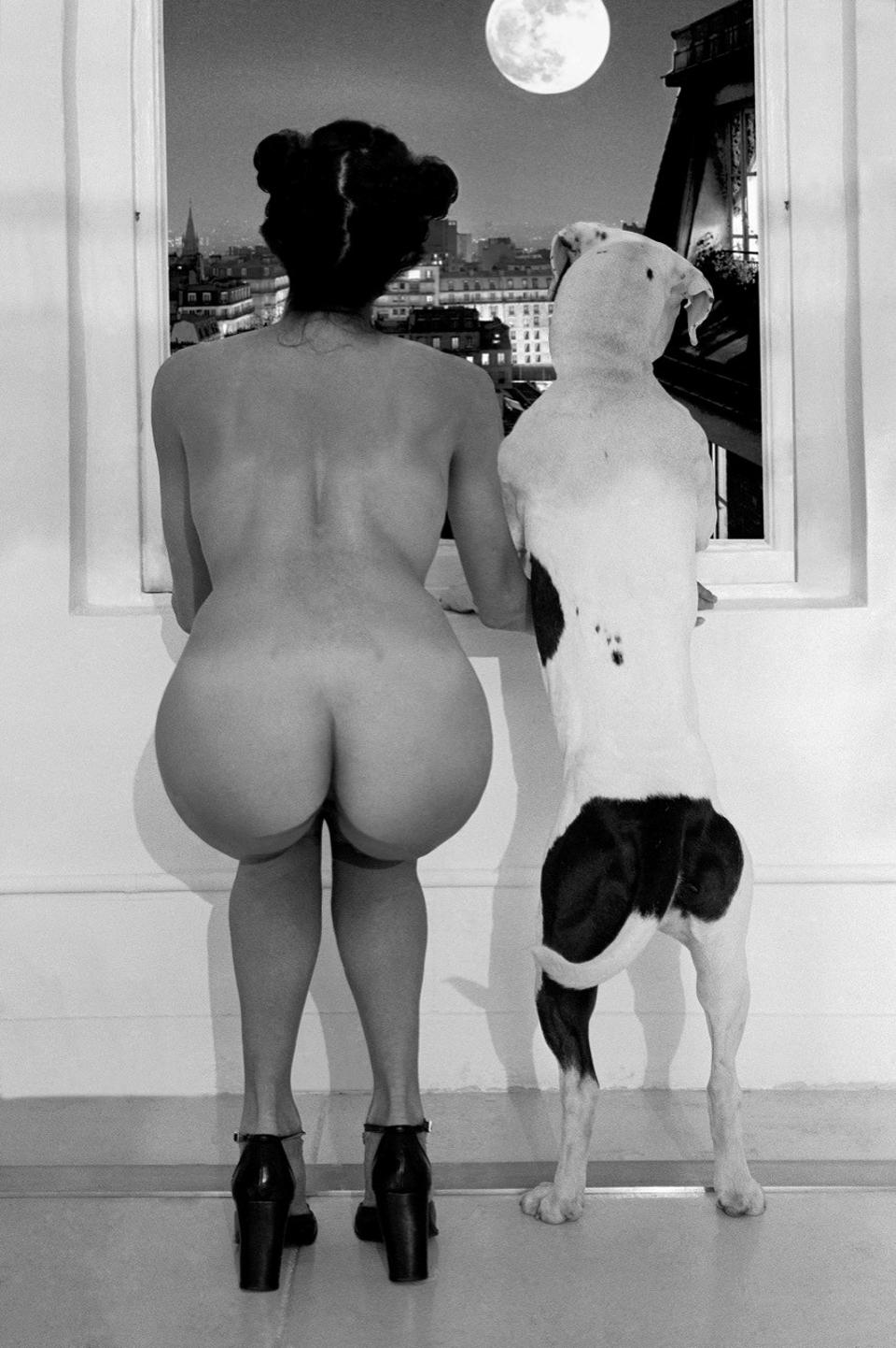 ″Guy Le Baube: Behind The Scenes″ on display Avant Gallery at Hudson Yards