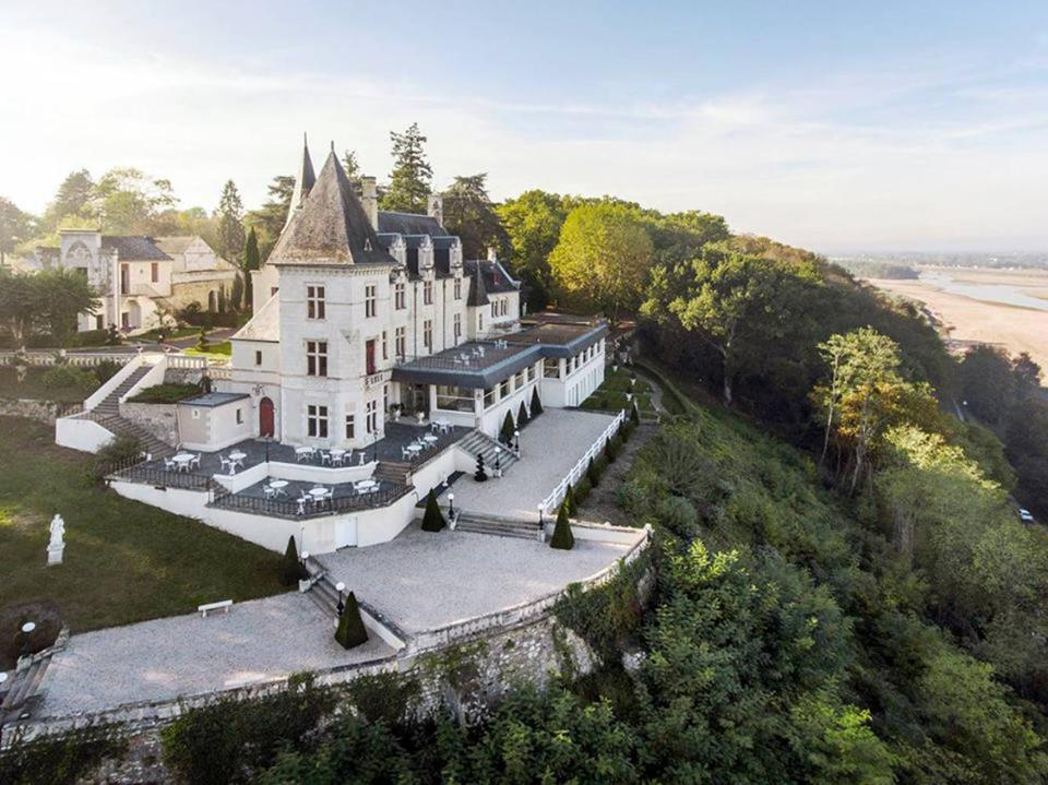 Chateau Le Prieuré, Chênehutte-Trèves-Cunault, France