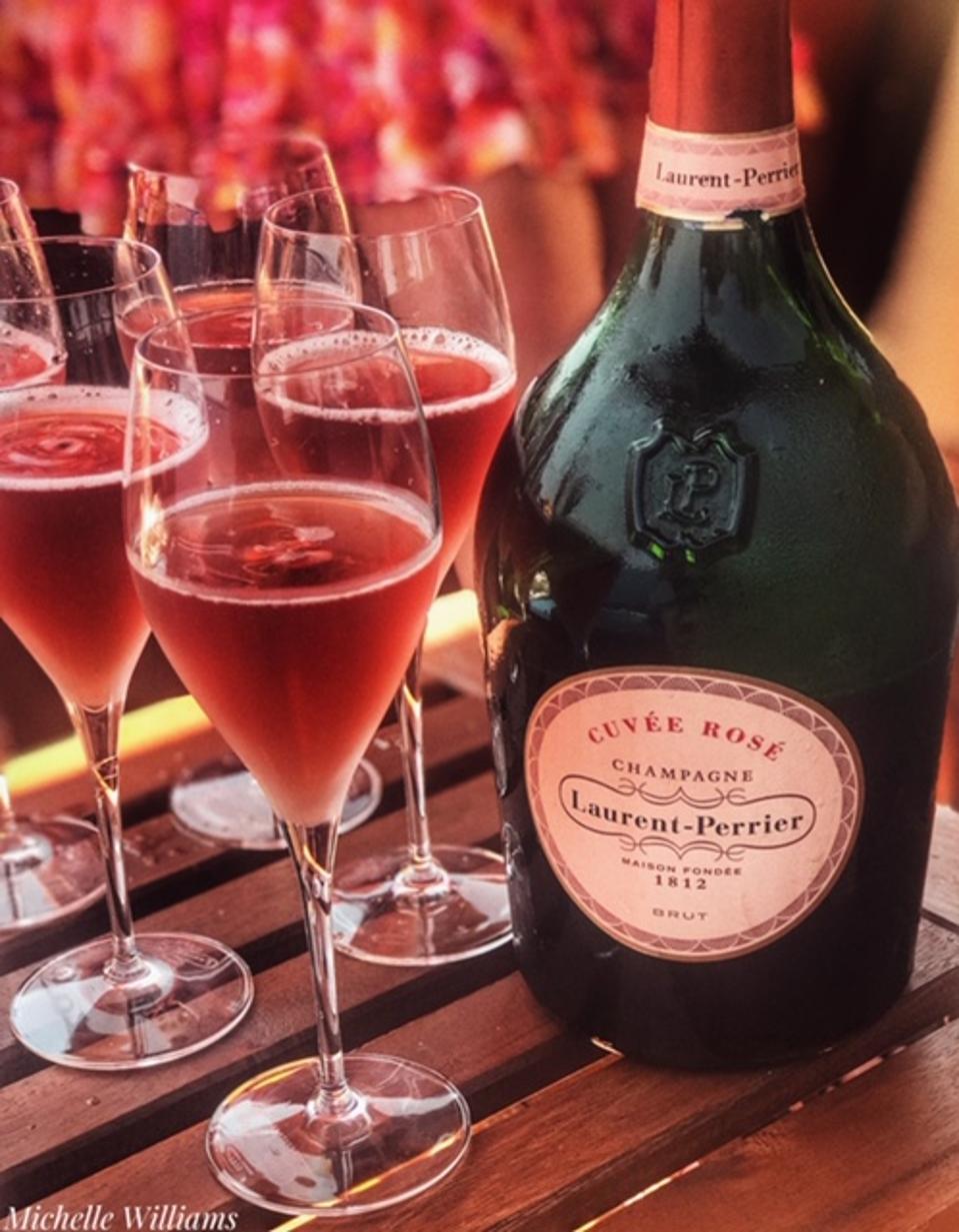 Laurent Perrier Cuvée Rosé
