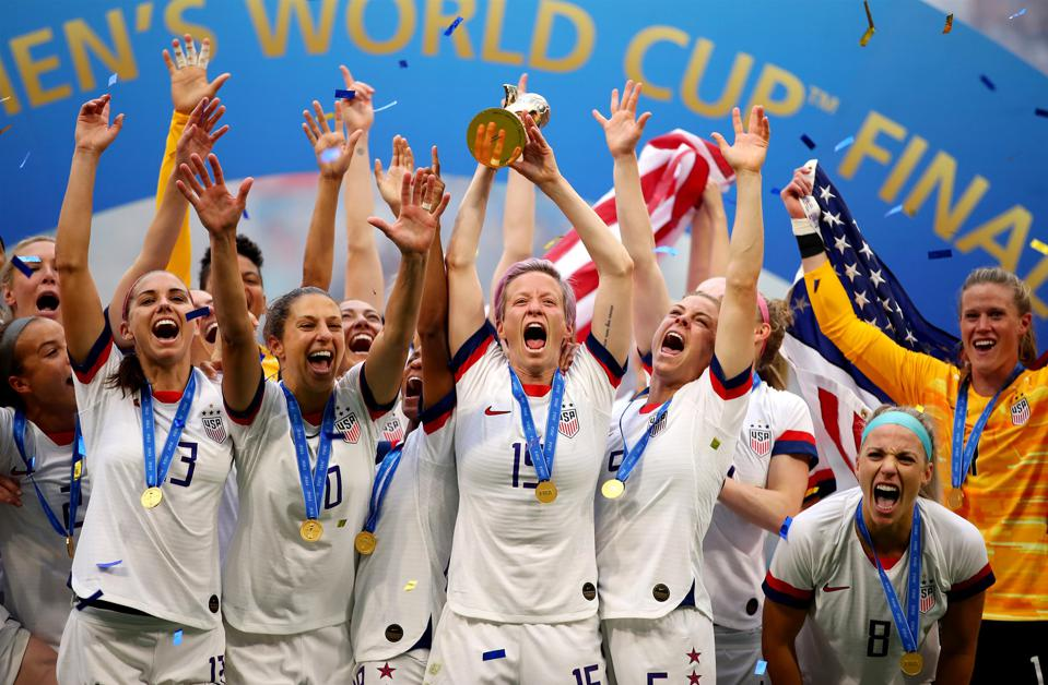 US Women win 2019 FIFA World Cup