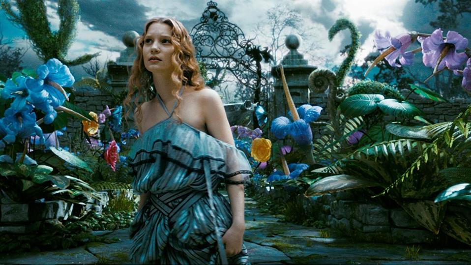 'Alice in Wonderland'