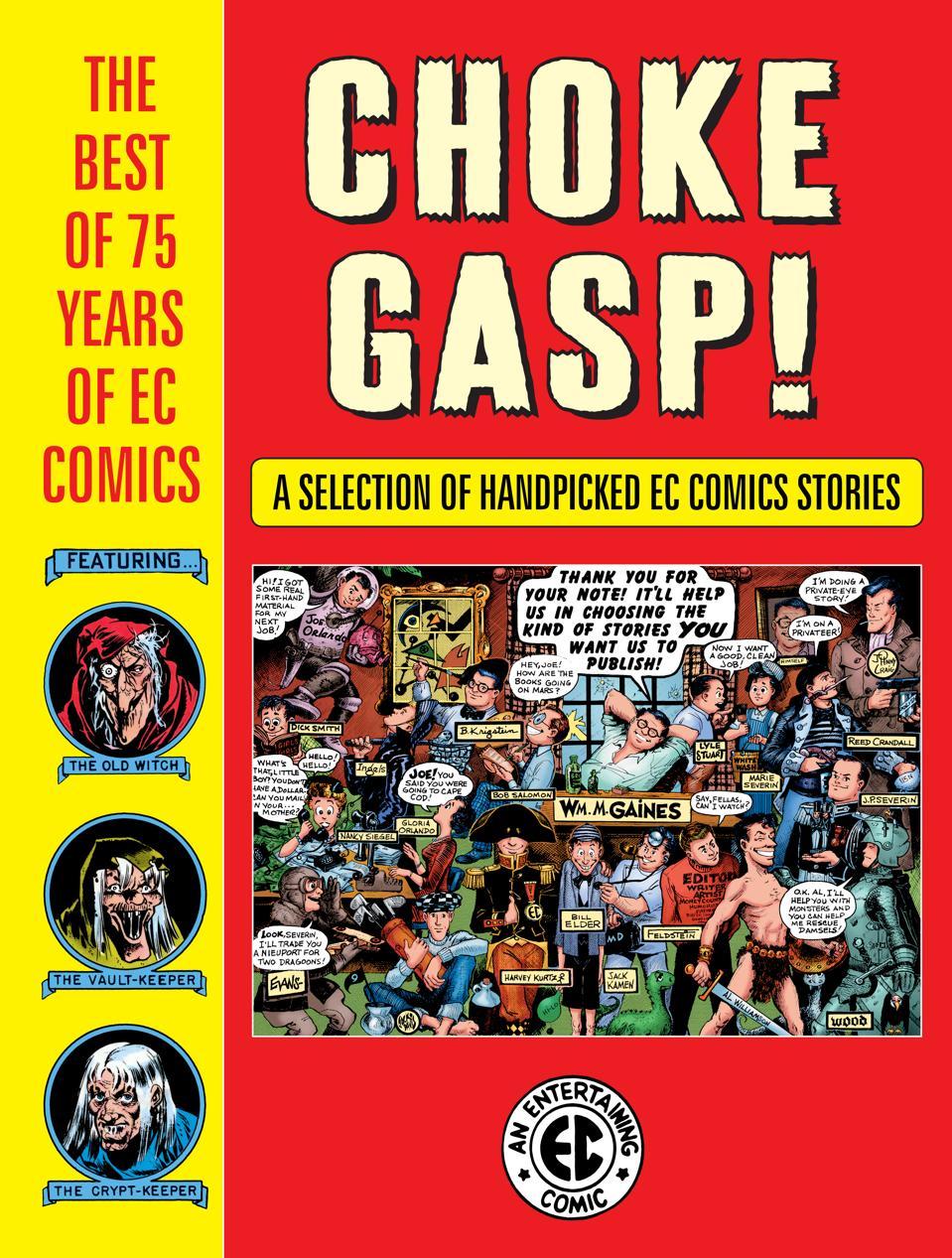 EC Comics Collection