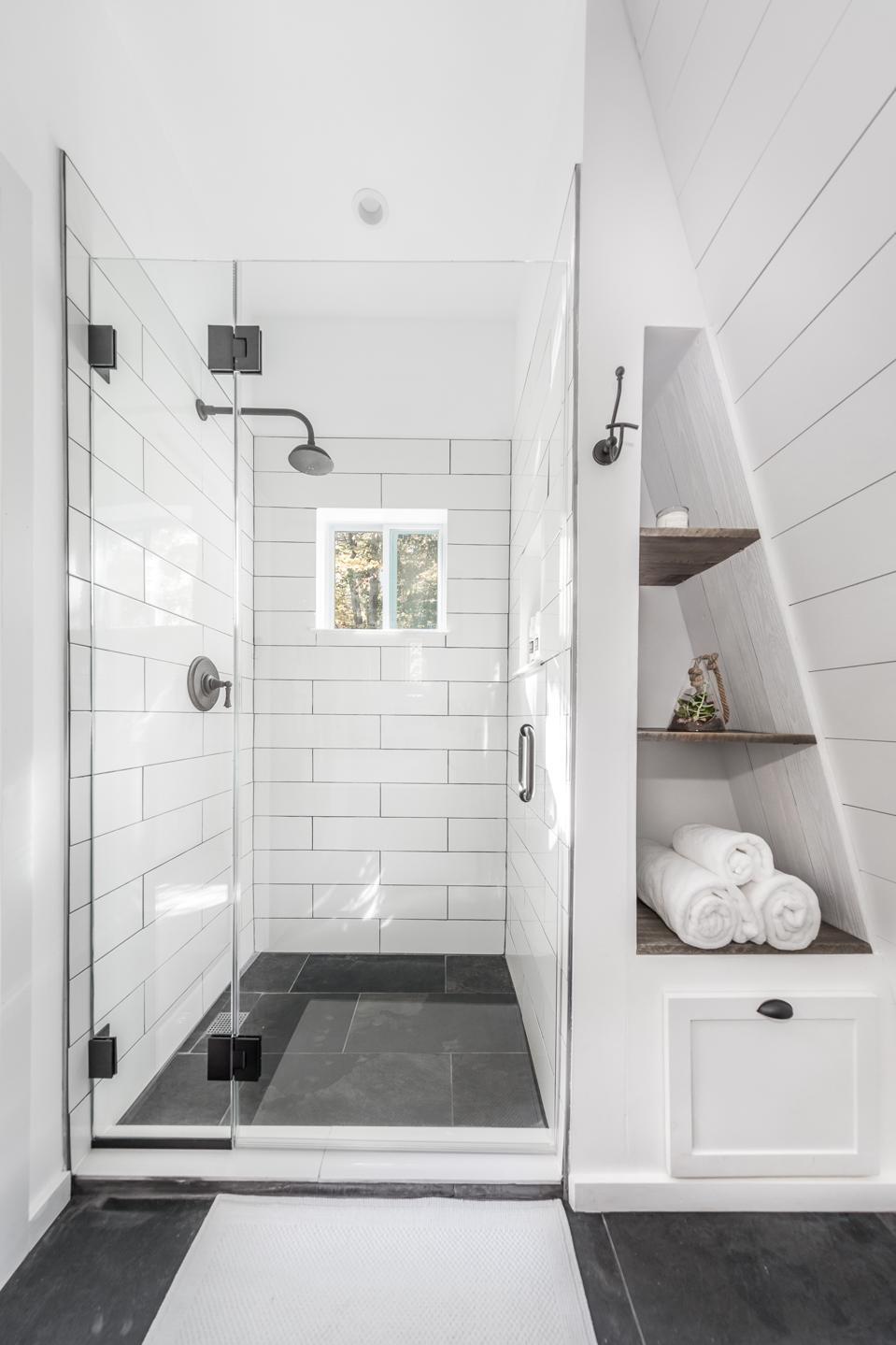 Sweeten bathroom after photo