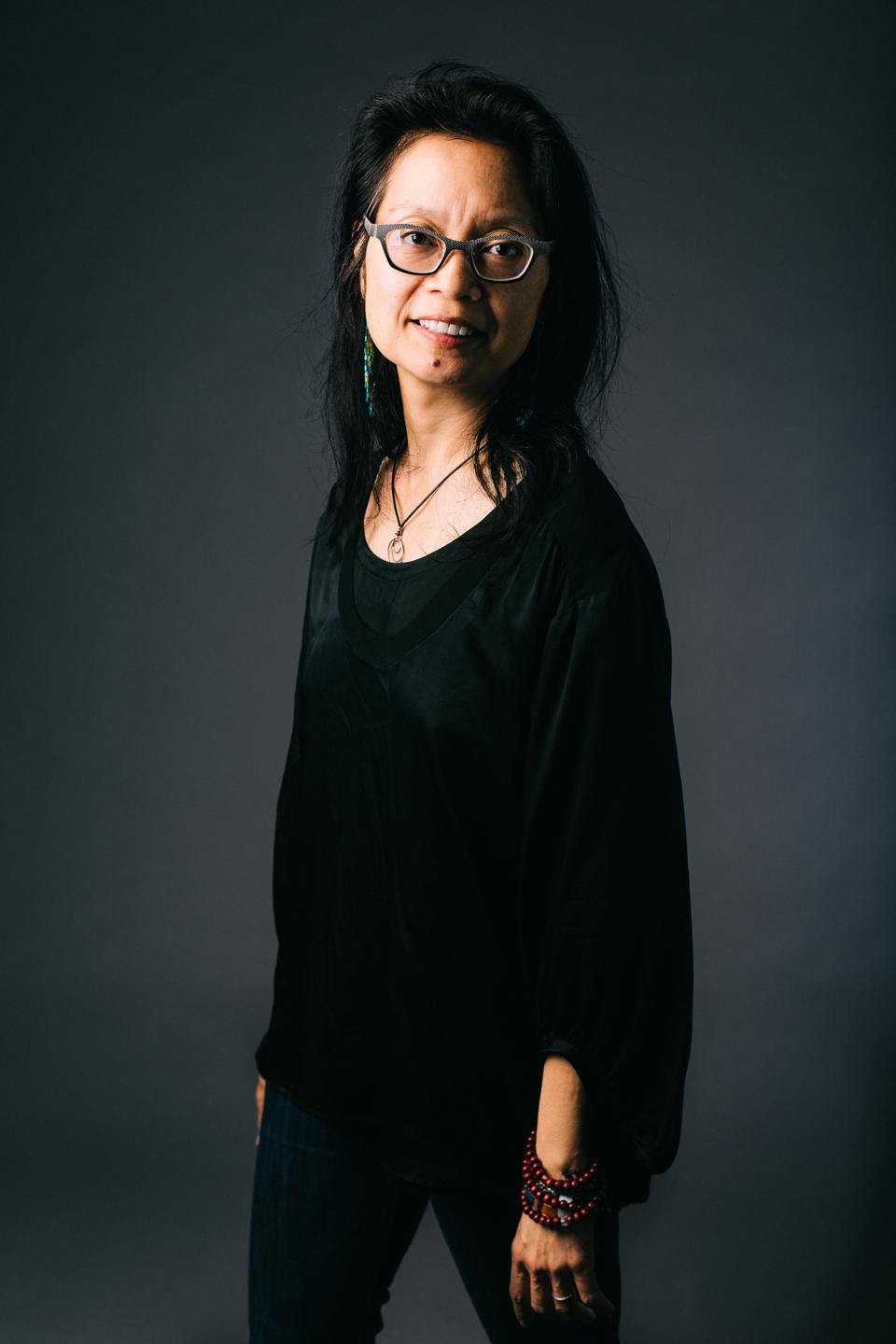 marie myung-ok lee finding my voice author asian american young adult novel