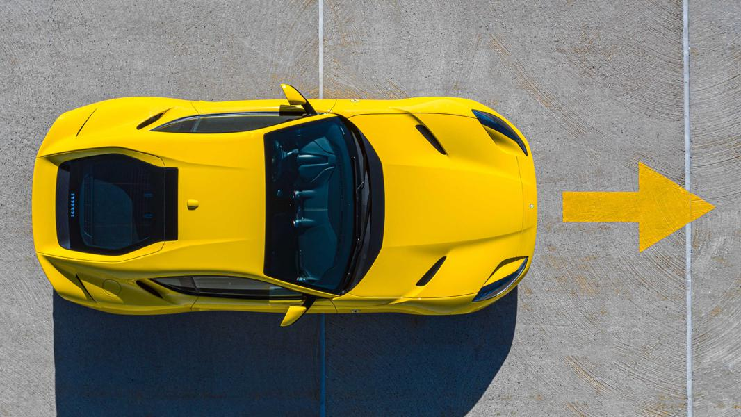 Can Ferrari's Front-Engined Supercars Outlive … The Corvette?