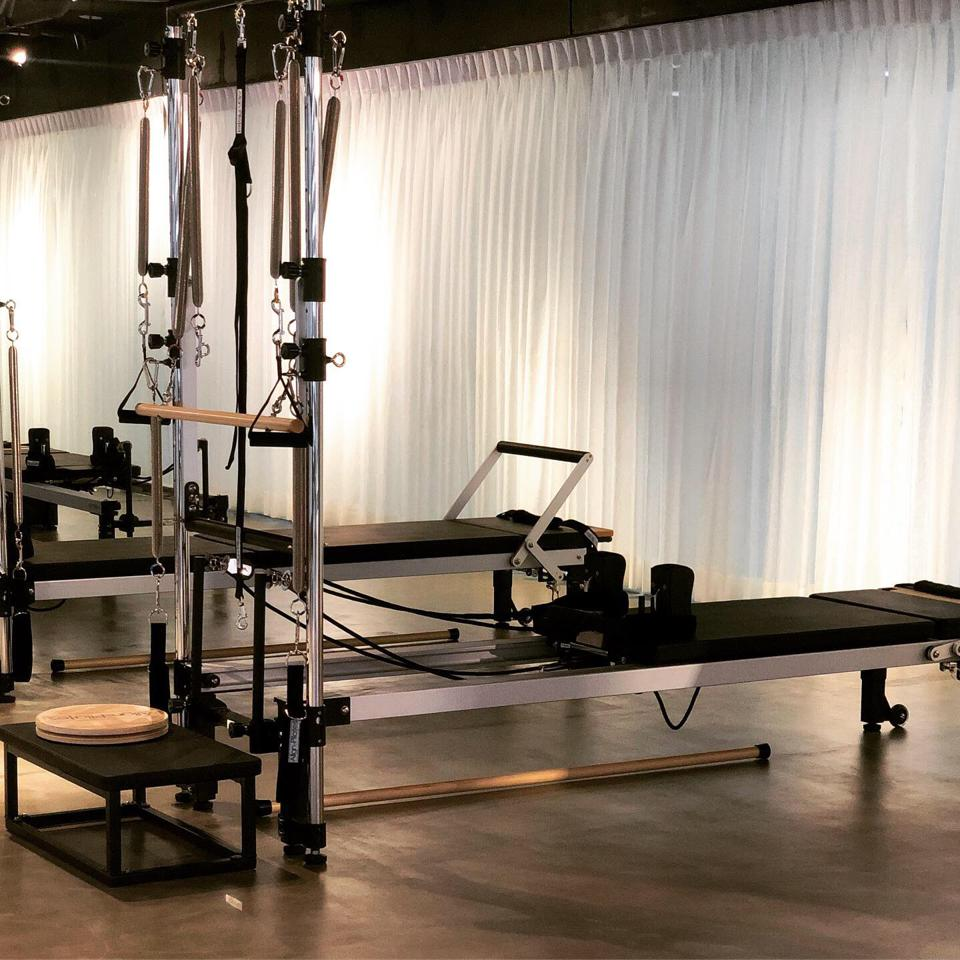 Next generation Align Pilates equipment are used at Fit To Live Studio.