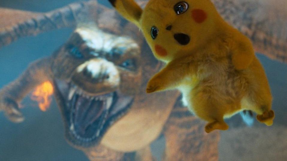 'Pokemon: Detective Pikachu'