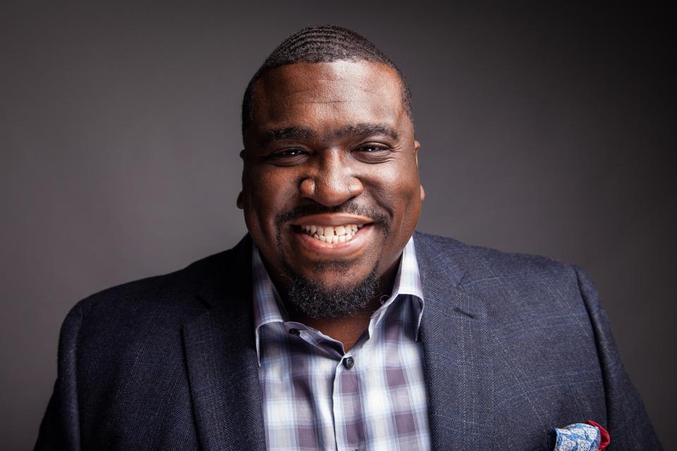 Julian Young, executive director, The Start Center For Entrepreneurship