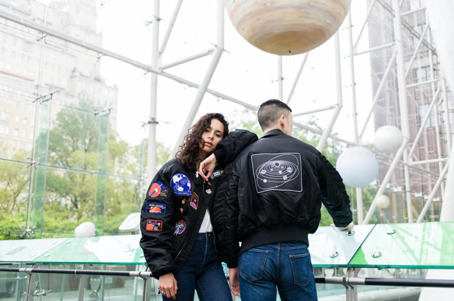 Alpha Industries Taps Pintrill For The Ultimate Flight Jacket To Celebrate Apollo 11