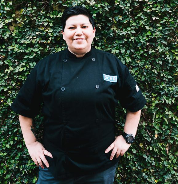 New Female Chef Brings Soul And Passion To San Antonio's Ocho Restaurant