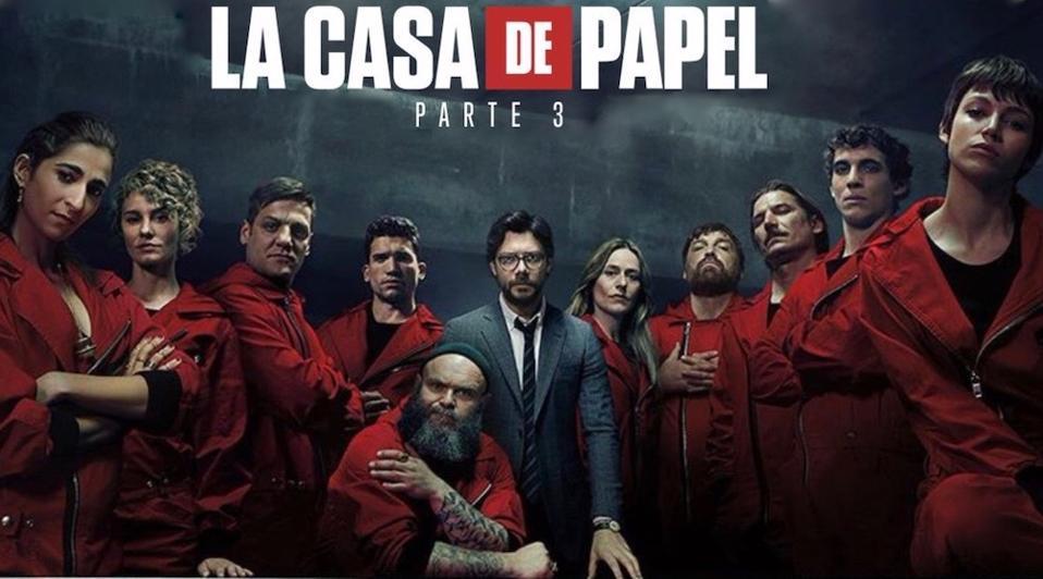 2019Money Heist The House of Paper La Casa De Papel Mask for Men Women #part 3