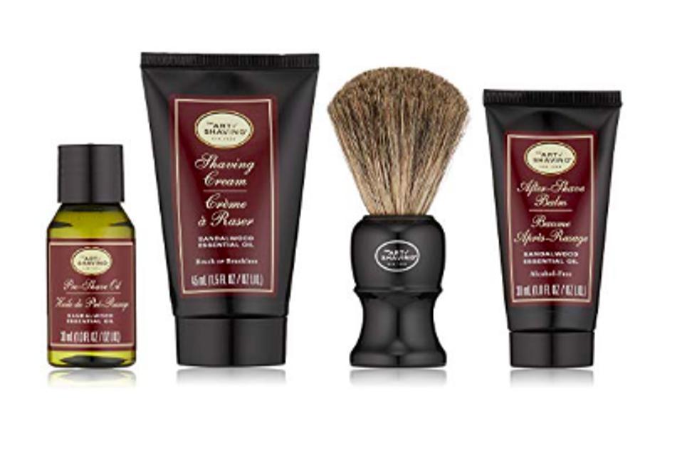 The Art of Shaving Mid-Size Sandalwood Kit