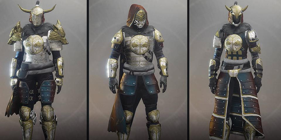 Destiny 2' Has To Start Talking About What Armor Is Or Isn't