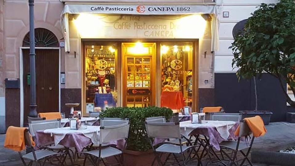 Caffé Pasticceria Canepa 1862
