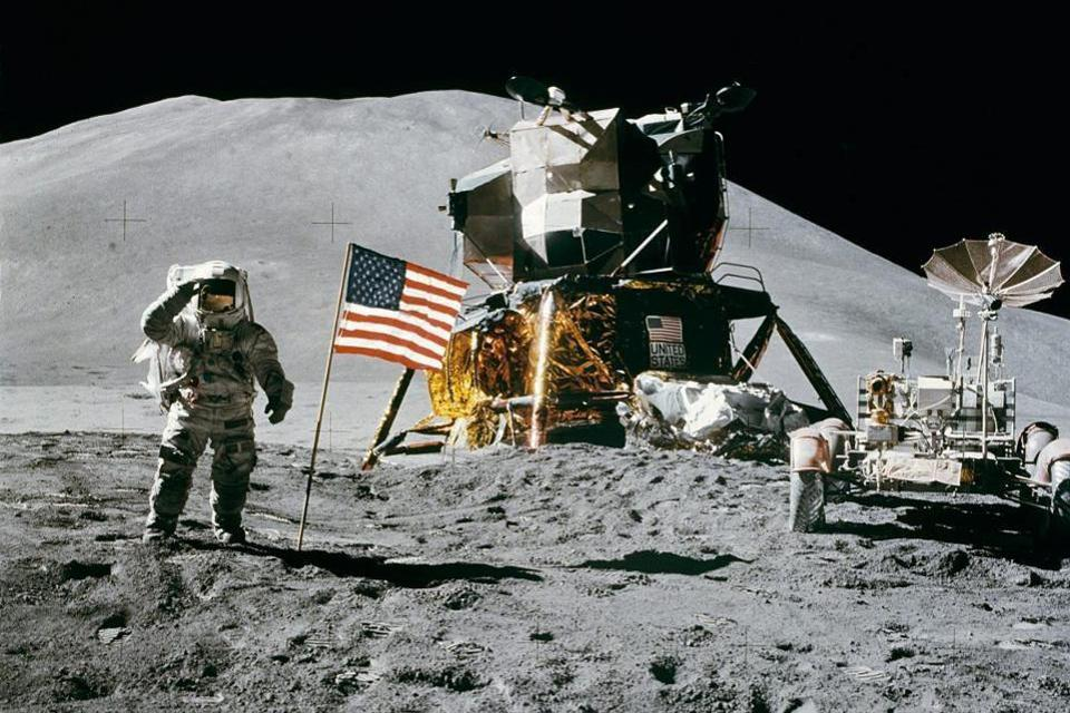 50 years ago, Neil Armstrong set foot on the moon as part of NASA's Apollo 11 moon mission