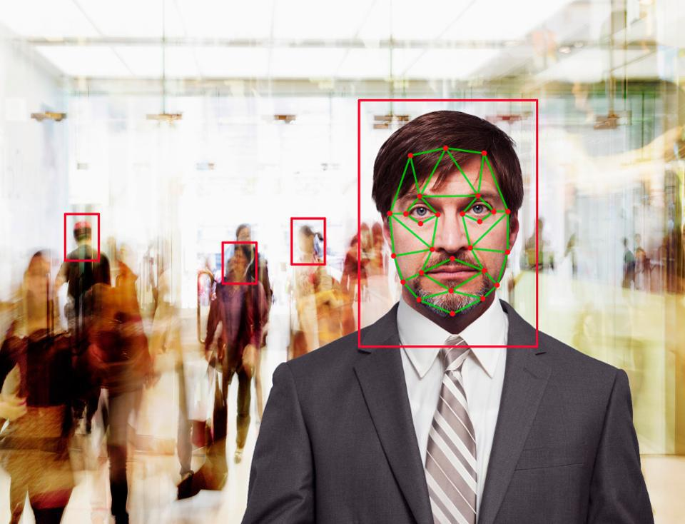 One nonprofit is pushing for a ban of government use of facial recognition technologies