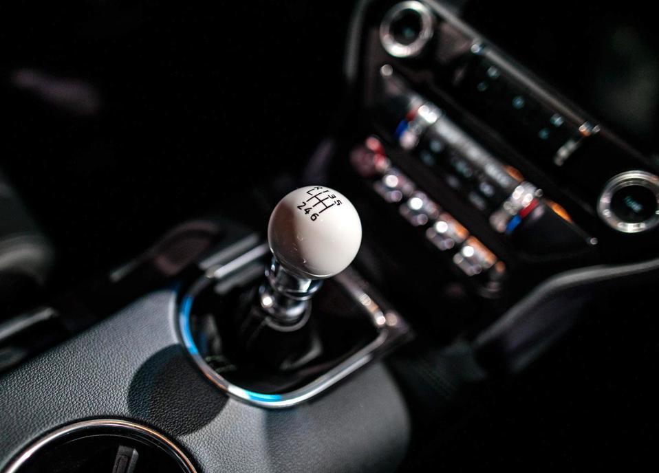 2019 Mustang Bullitt Shift Knob