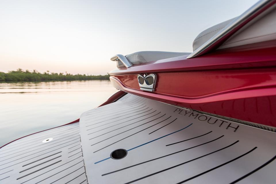 The R35 by Princess Yachts