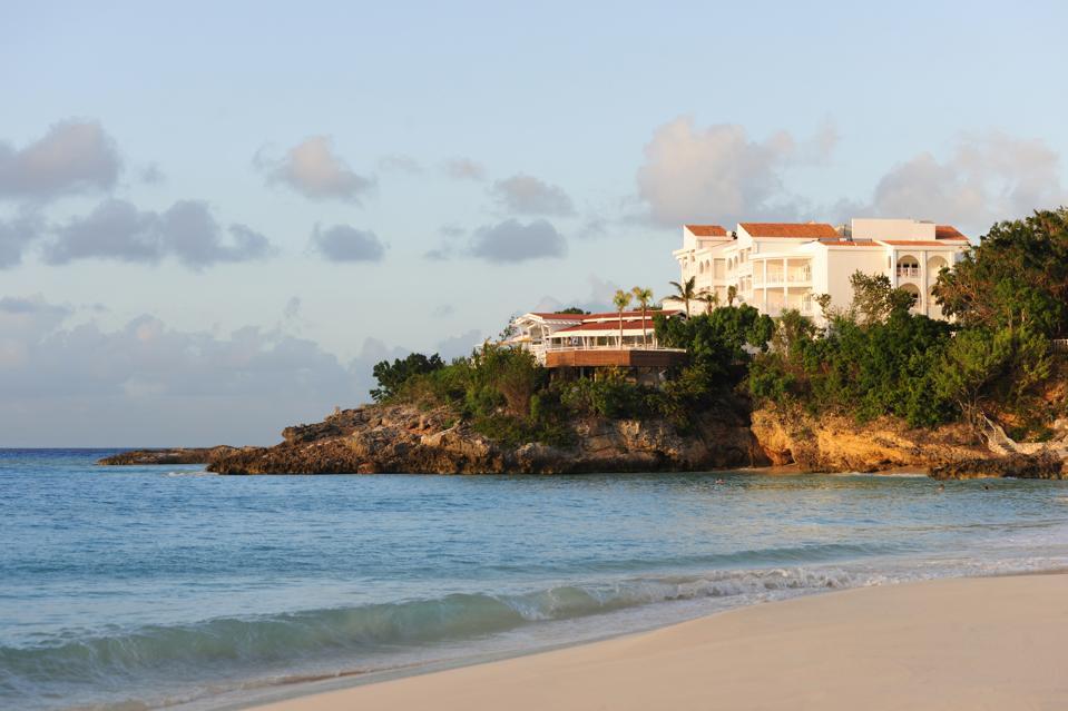 Malliouhana hotel in Anguilla