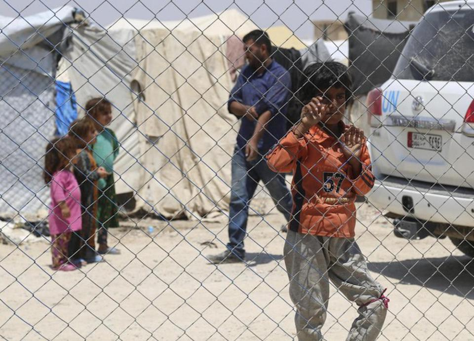 UNICEF is working with partners to provide urgently needed lifesaving assistance to more than 70,000 displaced people living in Al-Hol camp in northeastern Syria.