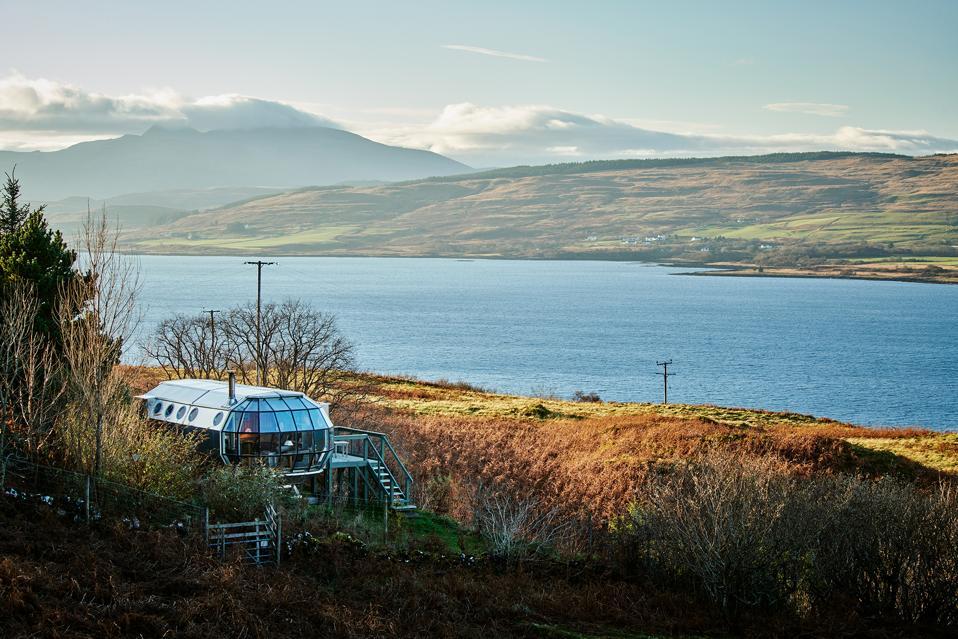 Scotland Spaceship