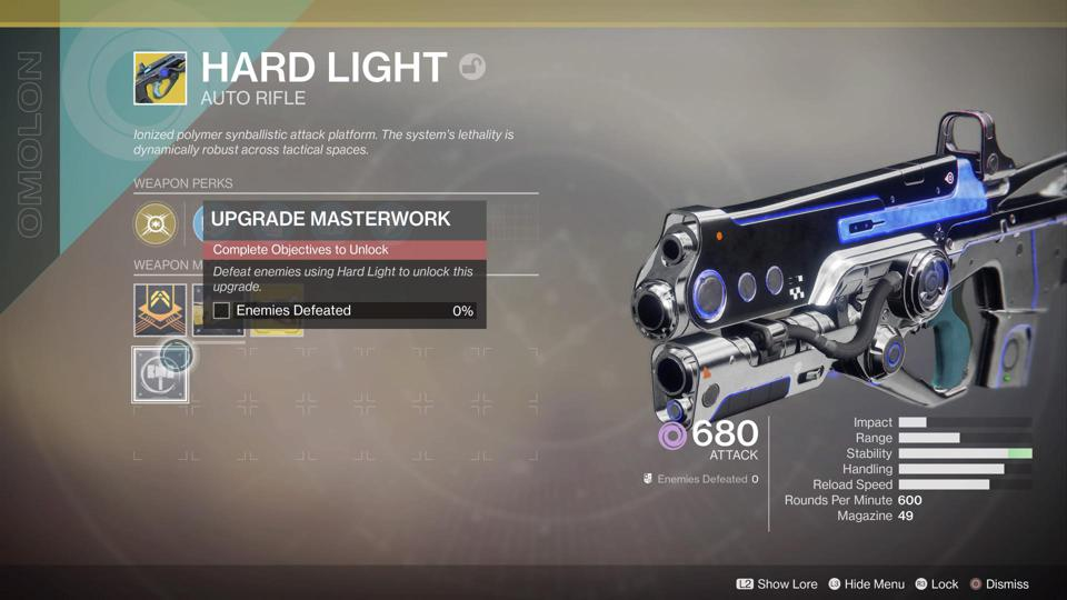 Ranking All Destiny 2's Exotic Catalysts From Least To Most
