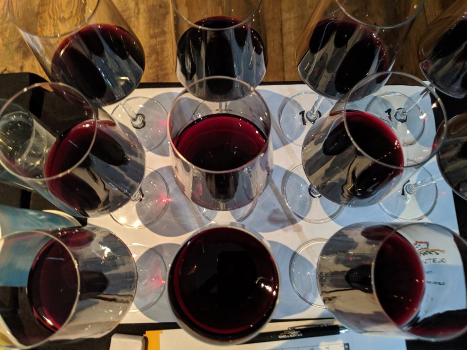 Wines in Masterclass