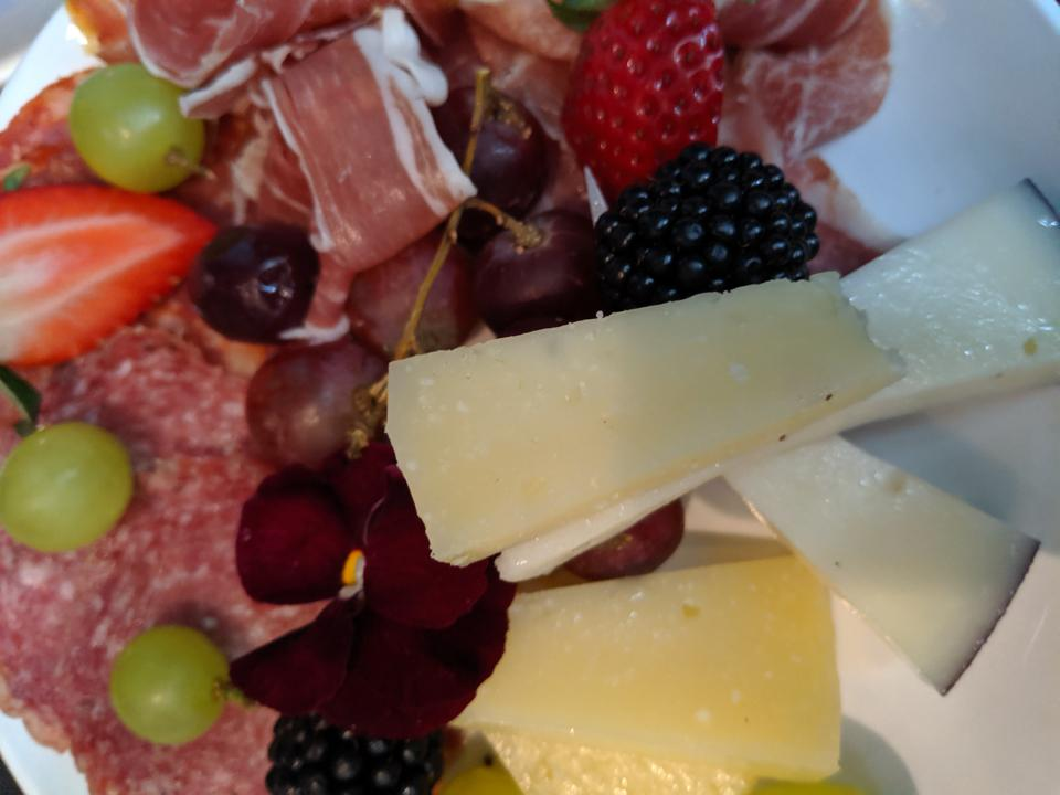 Food pairing with Alicante Bouchet
