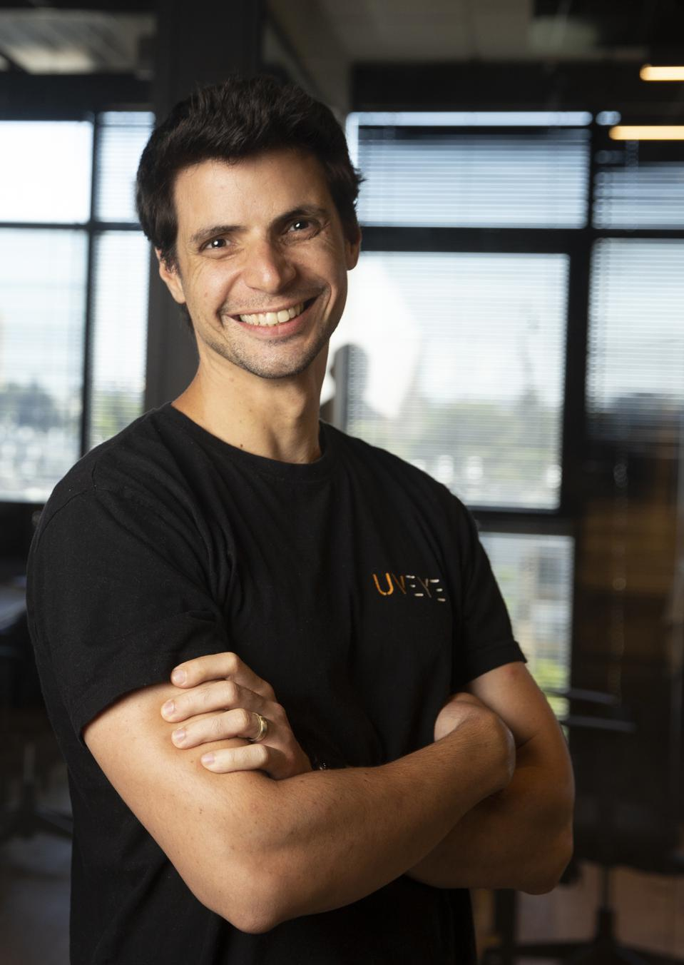 UVeye's is an Israeli startup that developed a drive-through vehicle inspection system.