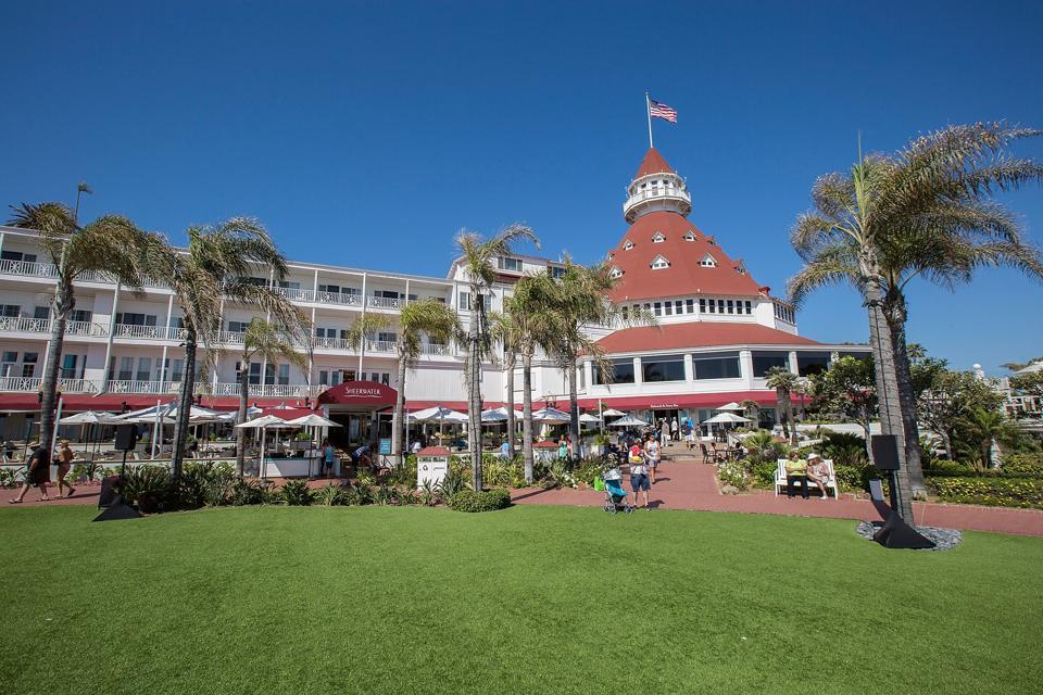 Hotels In San Diego >> The Best San Diego Beach Hotels