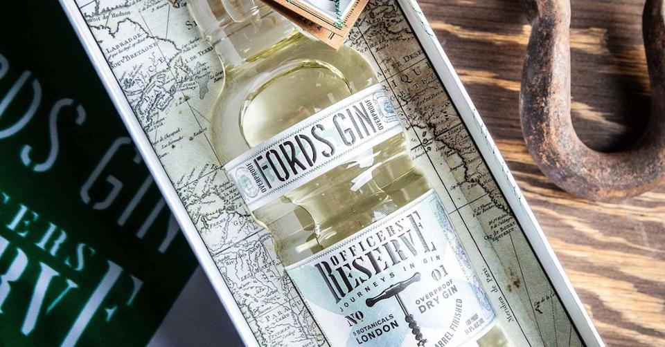 Worlds Best Bar_Spirited Awards 2019_Fords Gin Officers Reserve