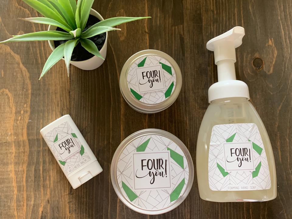 Fouryou wellness products