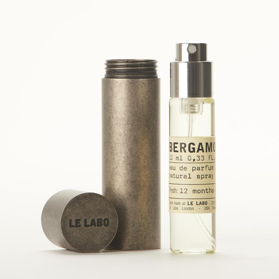 Le Labo travel perfume tube set