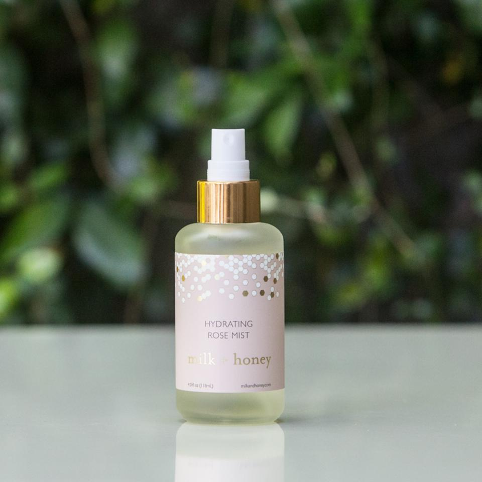 Hydrating Rose Mist by milk + honey
