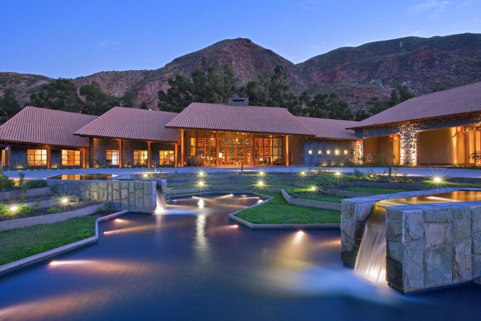 Five Reasons To Love Peru's Tambo Del Inka Resort
