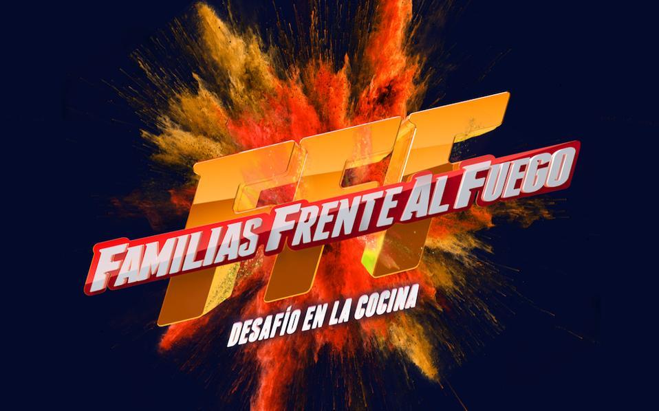 Familias Frente Al Fuego Logo