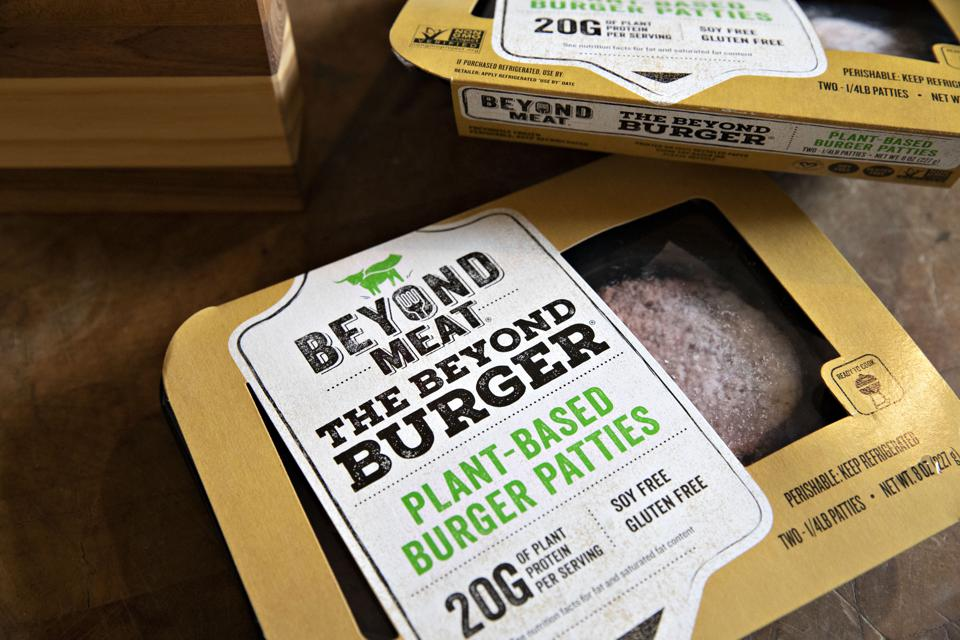BEYOND MEAT IPO
