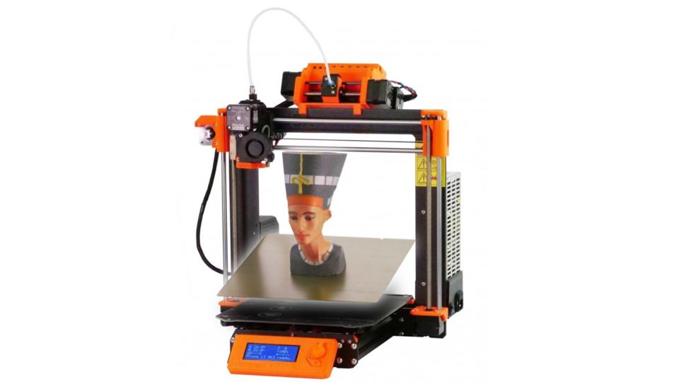 Prusa 3D Printer with Multi Material Upgrade