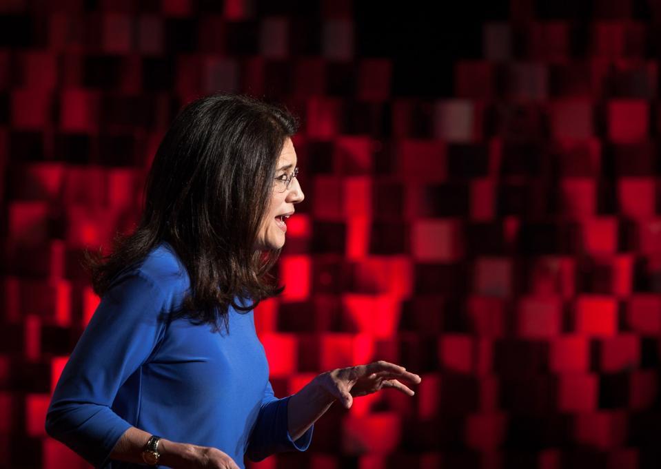Carol Fishman Cohen, TED Talk