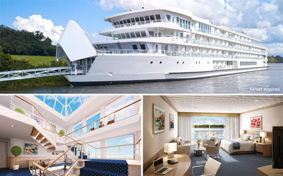 Cruise The Mississippi, From New Orleans, On The Newest Modern Riverboat, American Harmony