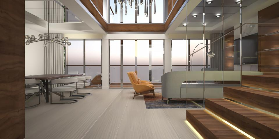 Elegance and luxury on the open seas