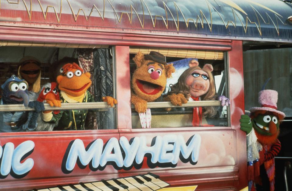 The Muppets, The Muppet Movie, Disney, Dave Goelz, Jim Henson, Fathom Events, TCM, tickets