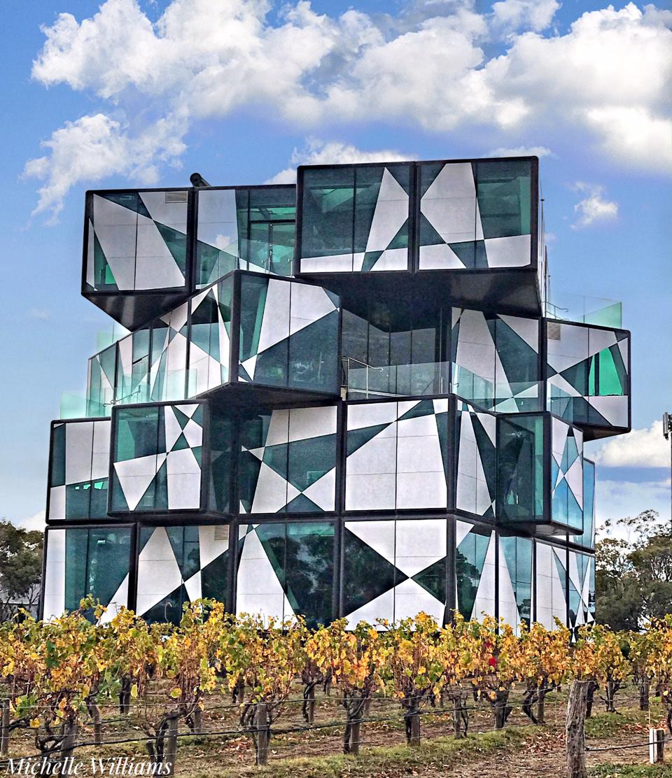 d'Arenberg's The Cube in McLaren Vale