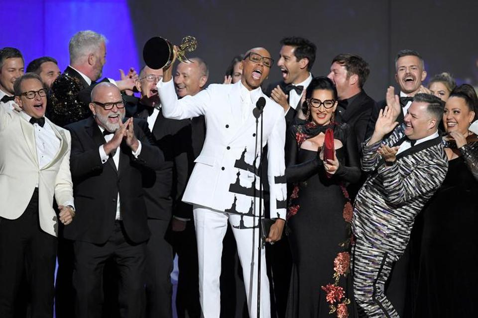 Emmy-winning celebration by RuPaul and World of Wonder