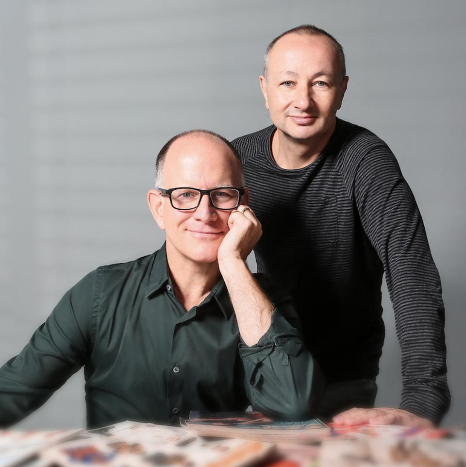 Fenton Bailey and Randy Barbato are the creators of ″RuPaul's Drag Race″ and much else