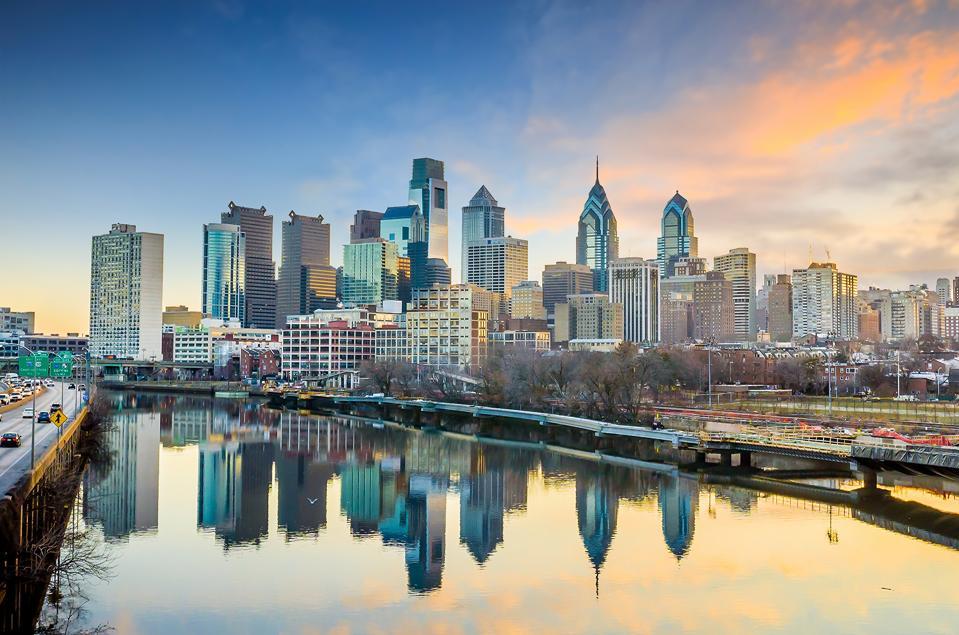 The Best Hotels In Philadelphia  Skyline Mobile Home Makeover on