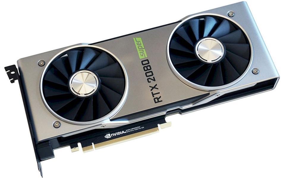 NVIDIA GeForce RTX 2080 Super